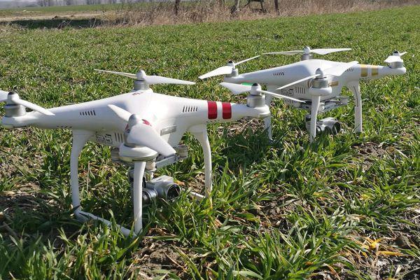 DJI Phantom 3 drónok