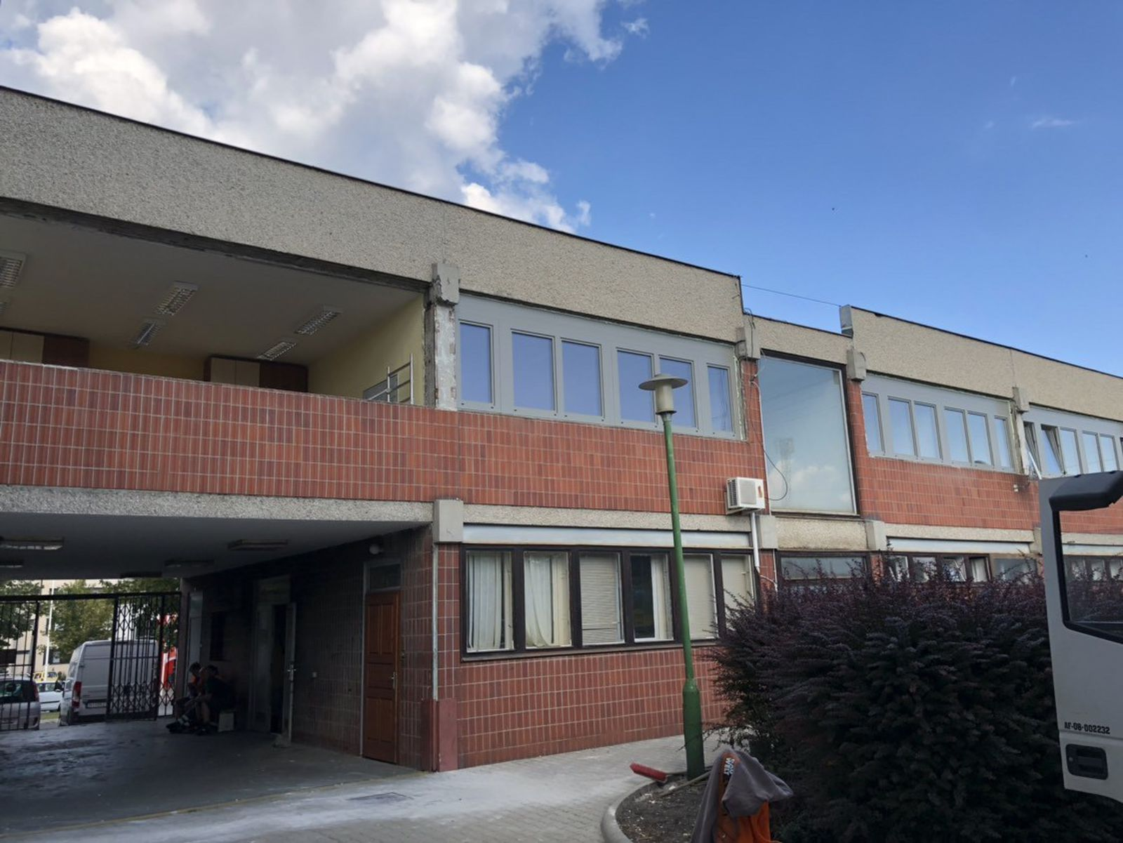 Vasútállomás Sopron