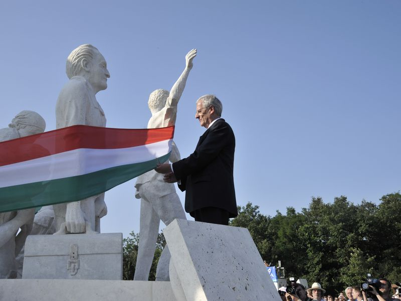 20th Anniversary of the Pan-European Picnic and the Border Breakthrough (2009.)