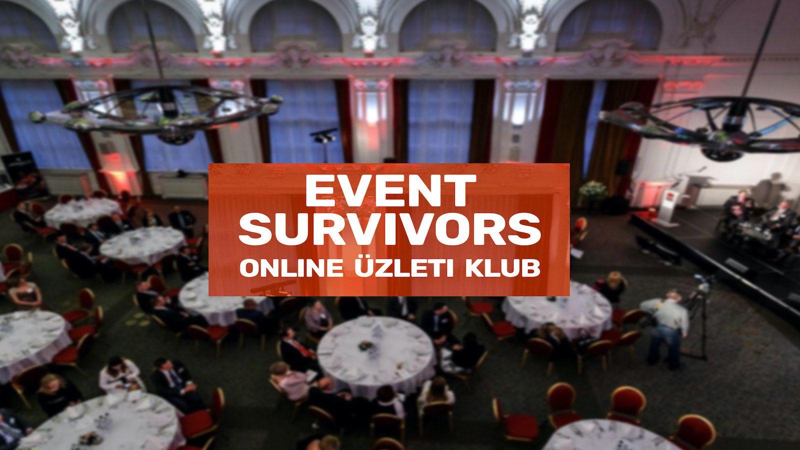 Event Survivor » üzleti találkozó