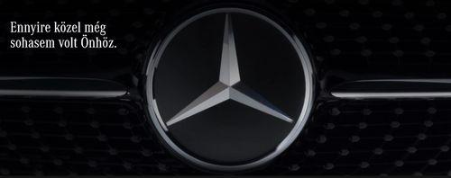 Új Mercedes-Benz már havi nettó 70 000 forinttól!