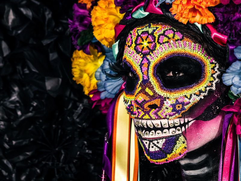Jön a mexikói halottak napja: koponyák ünnepe a VII. kerületben