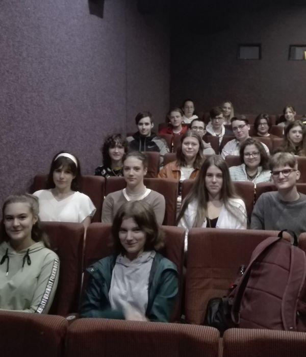 Licisták a Frankofón filmnapok első – programon kívüli – vetítésén