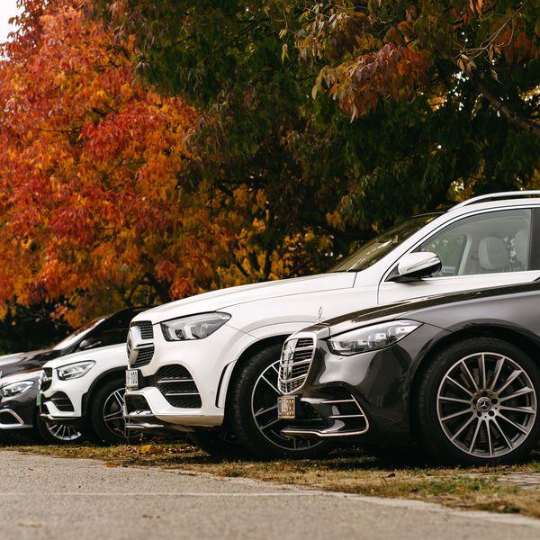 Mercedes - Benz márkaszerviz megnyitó Tatabánya