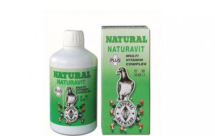 NATURAL NATURAVIT PLUS 250ML