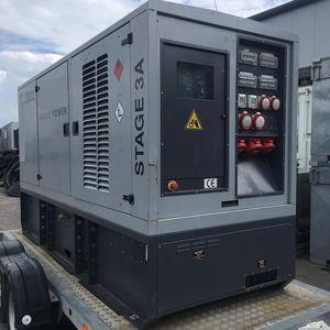 Áramfejlesztő - 120 kVA