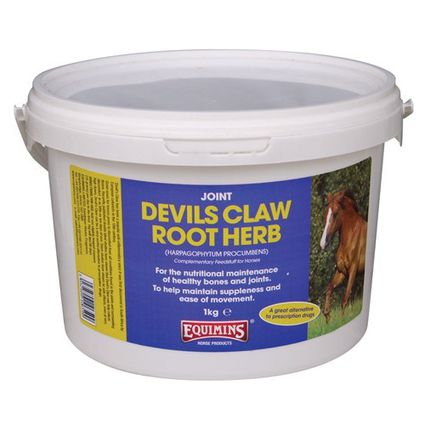 EQUIMINS DEVILS CLAW ROOT HERB-Ördögcsáklya szárított gyógynövény 1kg