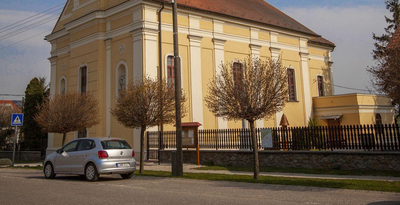 Egy templom