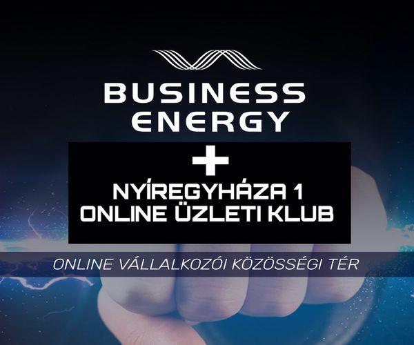 Business Energy + Nyíregyháza 1 » üzleti találkozó