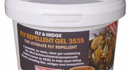 EQUIMINS FLY REPELLENT GEL 3535 Extra Strength – Extra erős rovarriasztó gél 500g