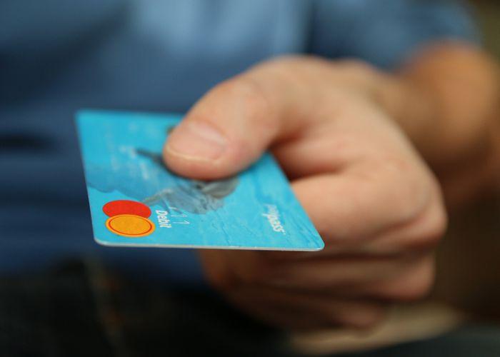 Möglichkeit zur Kartenzahlung