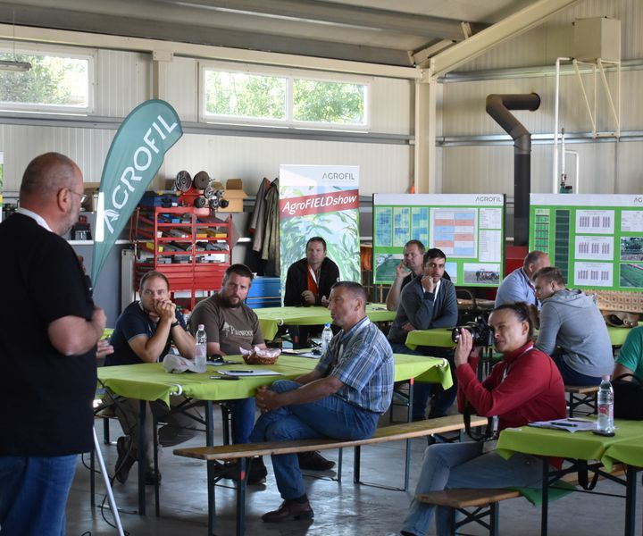 AgroFIELDshow - Szeptemberben testközelben