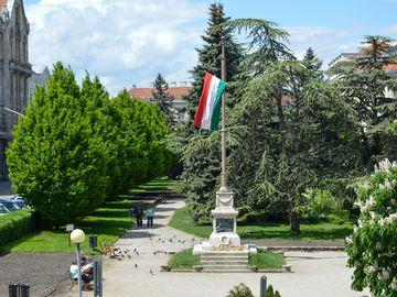 Sopron - Hűségzászló