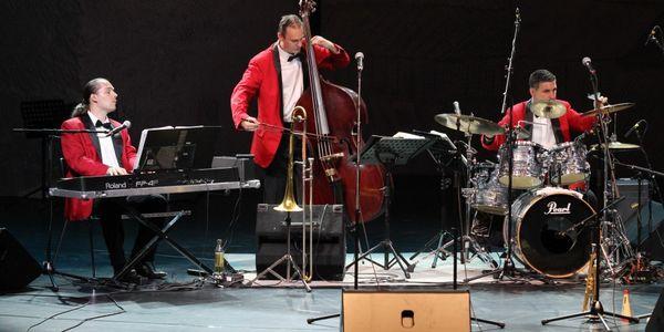 A Benkó Dixieland Band jubileumi koncertje