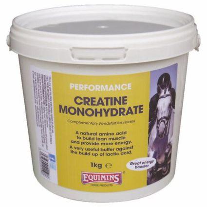EQUIMINS CREATINE MONOHYDRATE-Kreatin Monohidrát 1kg