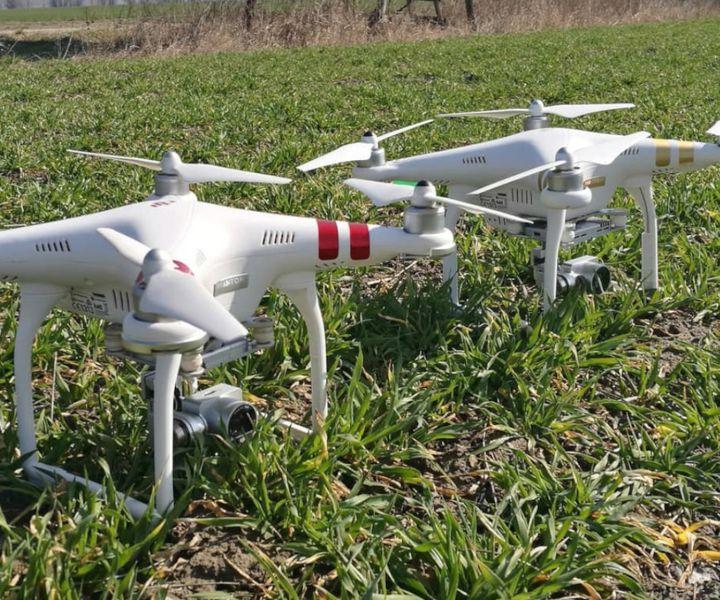 A drónok felhasználási lehetőségei a mezőgazdaságban – múlt, jelen és jövő