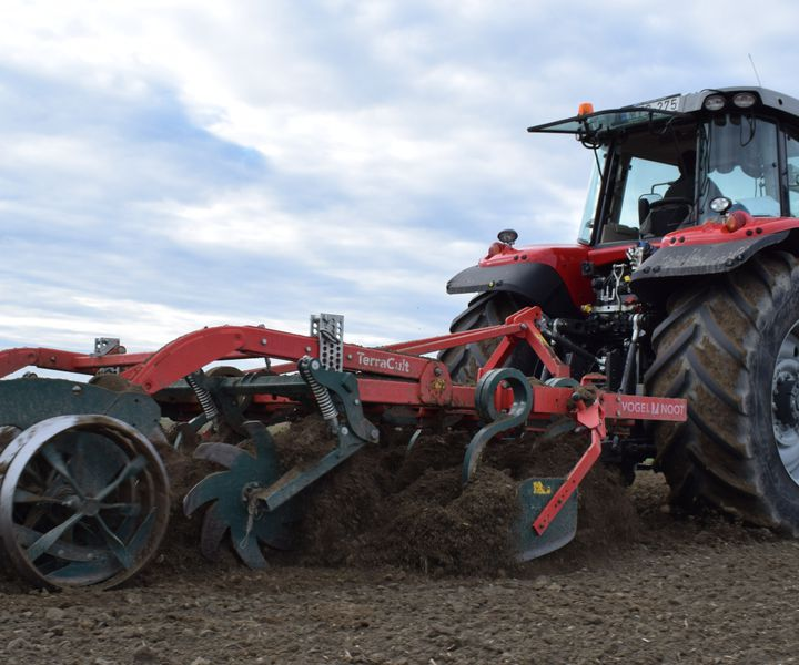 Talajművelés és talajmegőrzés