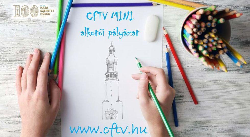 CFTV MINI - Meghosszabbított beküldési határidő