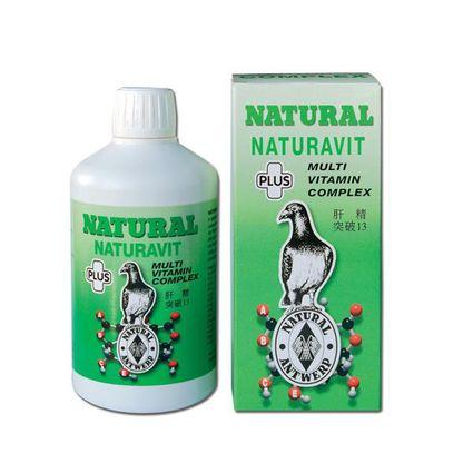 NATURAL NATURAVIT PLUS 500ML