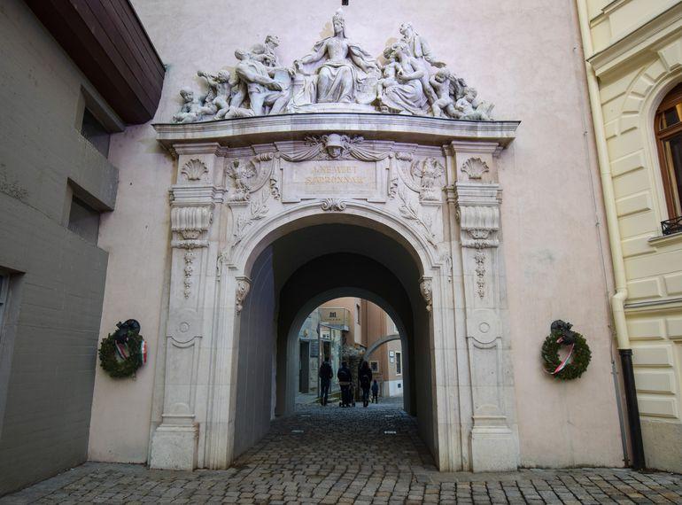Sopron - Hűségkapu