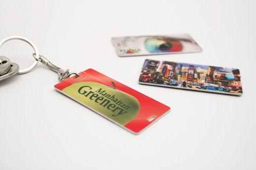 Vichy hitelkártya pendrive