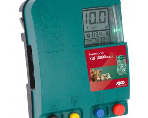 Duó villanypásztor készülékek 230V//12V
