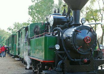 alpokalja körút nagycenk vonat skanzen kép