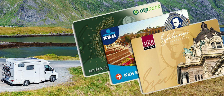 Már szép kártyával is fizetheted a lakóautós utazásod!