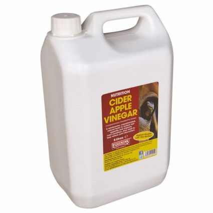 EQUIMINS CIDER APPLE VINEGAR-Almaecet 5L