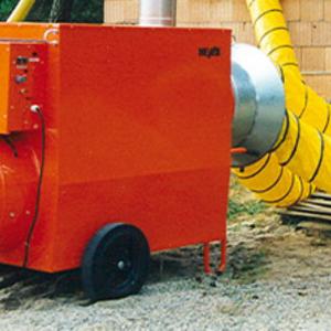 Gázolajas Fűtőberendezés 80-220 kW