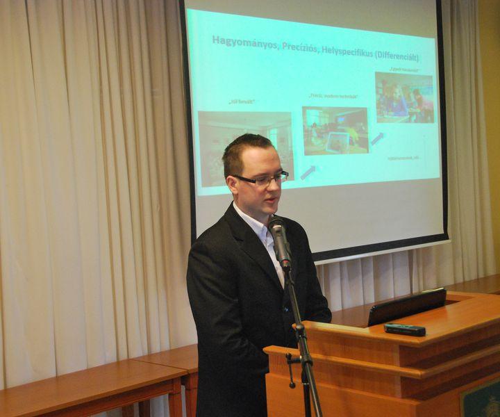 KONFERENCIA-KÖRÚT – 3+1 gondolat Dr. Virág István GPS termékmenedzser előadásából