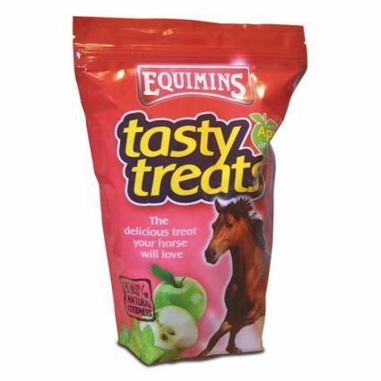 EQUIMINS TASTY HORSE TREAT-jutalomfalat 1kg