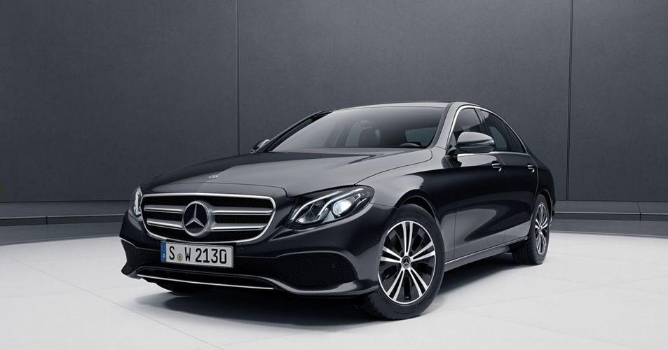 Mercedes-Benz E-osztály Limited Edition modellek