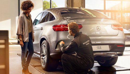 Mercedes-Benz Szervizszerződések