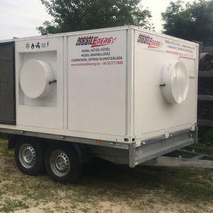 Mobile Klimaanlage - Rooftop 60kW