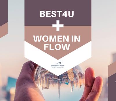 Best4U Klub  +  Women in Flow » üzleti találkozó