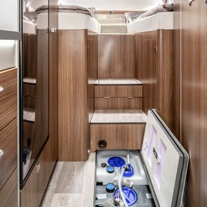 HYMER B-Class Moderncomfort-I