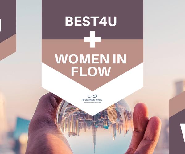 Best4U Klub + Women is Flow » online üzleti találkozó