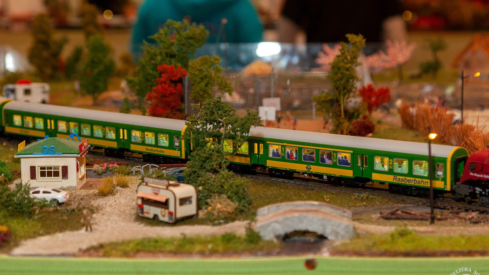 Successful Model Railway Exhibition