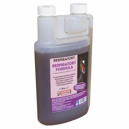 EQUIMINS RESPIRATORY FORMULA-Légzéskönnyítő oldat gyógyhatású készítmény 1 liter