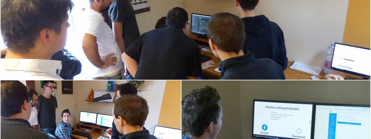 Belső előadások szerepe és folyamata a Feki Webstudio életében