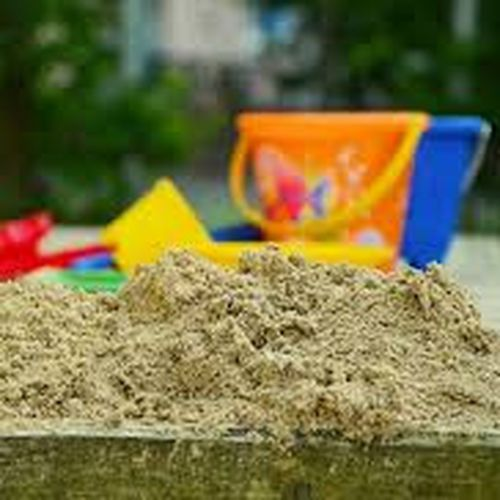Homokozó homok