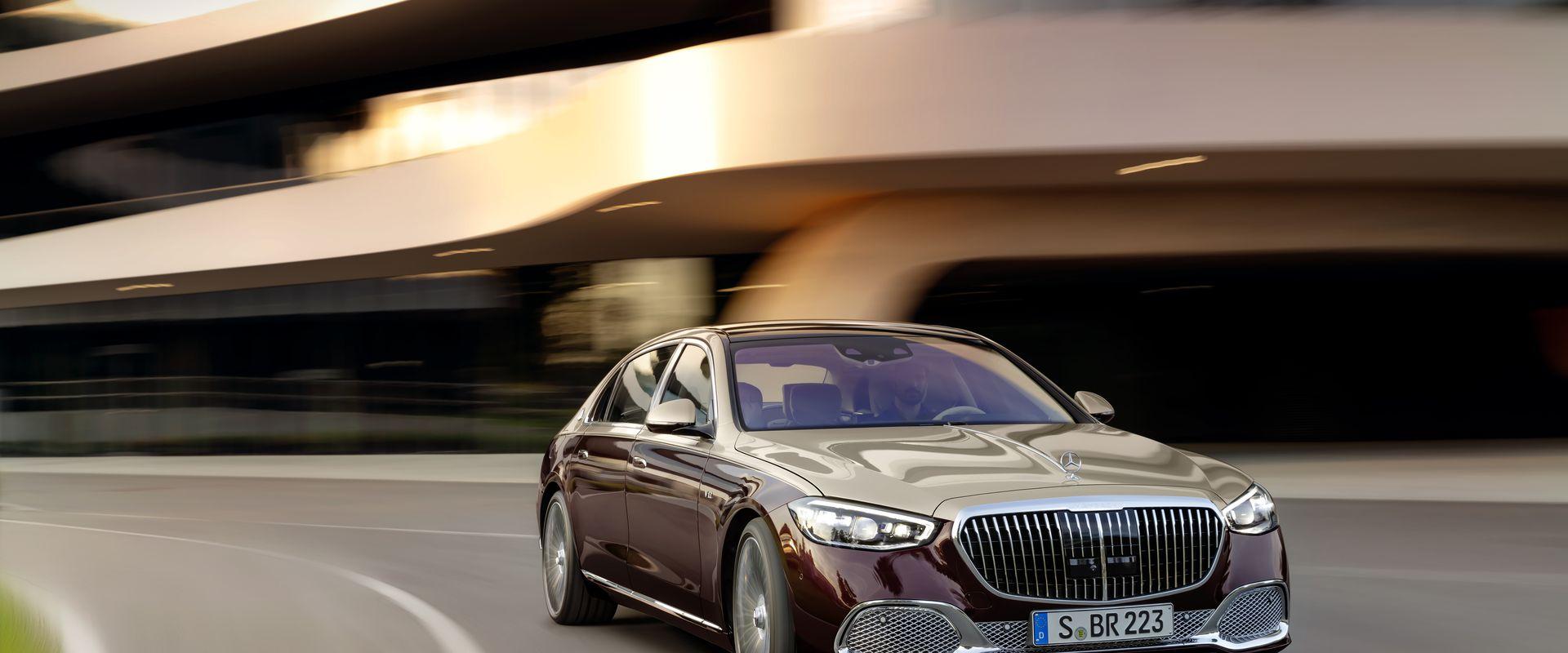 Megkezdődött a Mercedes-Maybach S-osztály forgalmazása