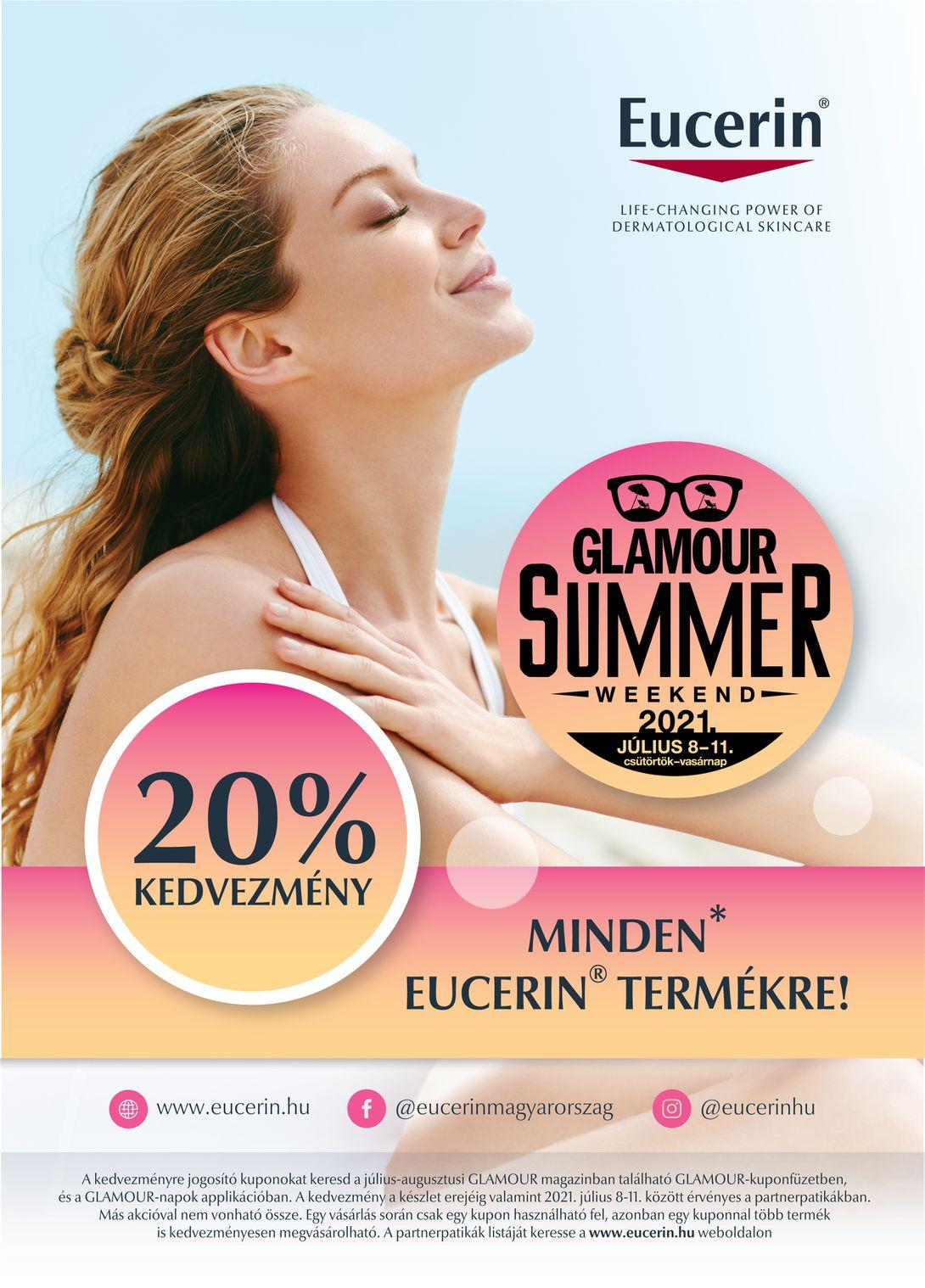 EUCERIN - Nyár !!!