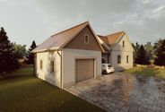Earth house in Vas County