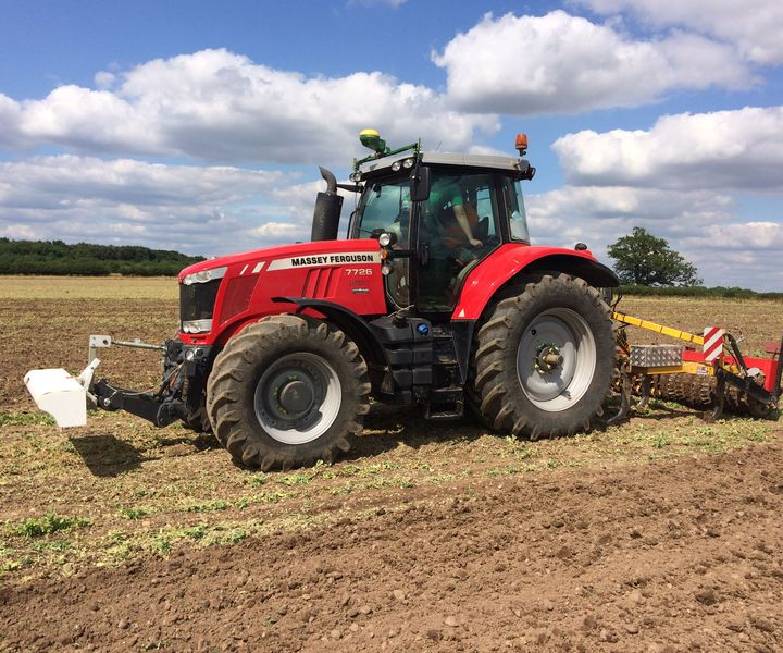 Változó mélységű talajművelés – AutoDepth