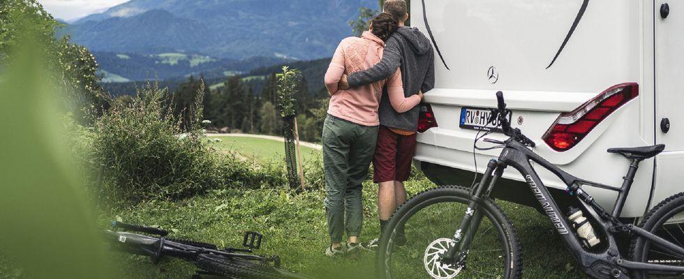 Kerékpártúra Szlovénián át