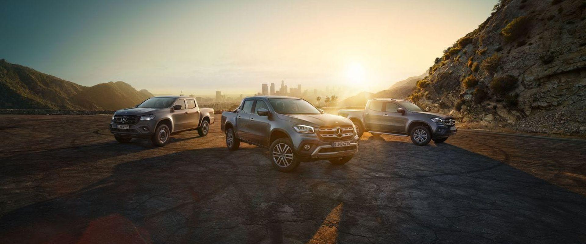 Nyári kirándulás a Mercedes - Benz X-osztállyal