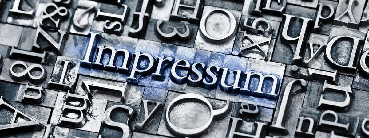 Impresszum - Kötelező információk a weboldalon