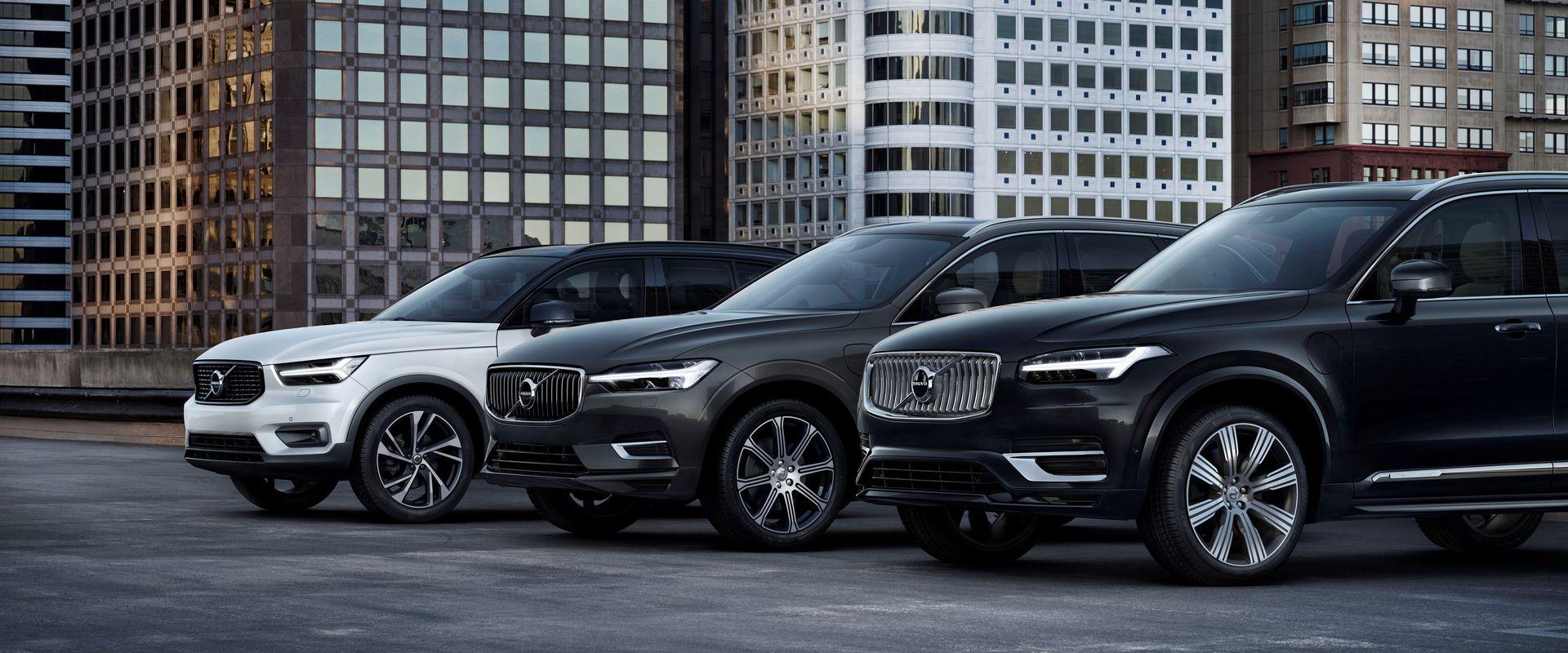 A Volvo Autó Hungária  25 éves fennállása alatt először haladta meg a kétezres darabszámot!